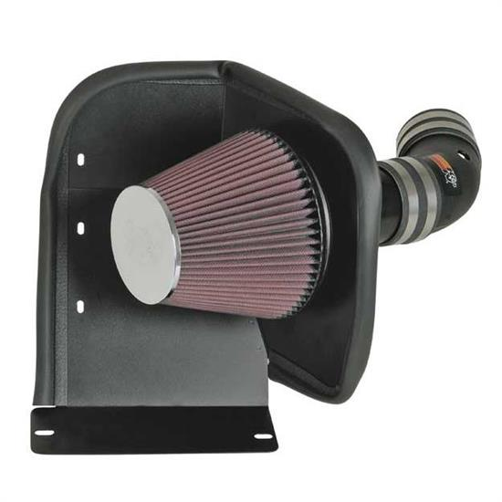 K&N 63-3059 63 Series Aircharger Intake Kit, Chevy 5.3L, Pontiac 5.3L