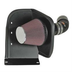 K&N 63-3059 63 Series Aircharger Intake Kit, Chevy 5.3L, Pontiac 5.3L