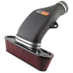 K&N 63-3060-1 63 Series Aircharger Performance Intake Kit, Chevy 7.0L