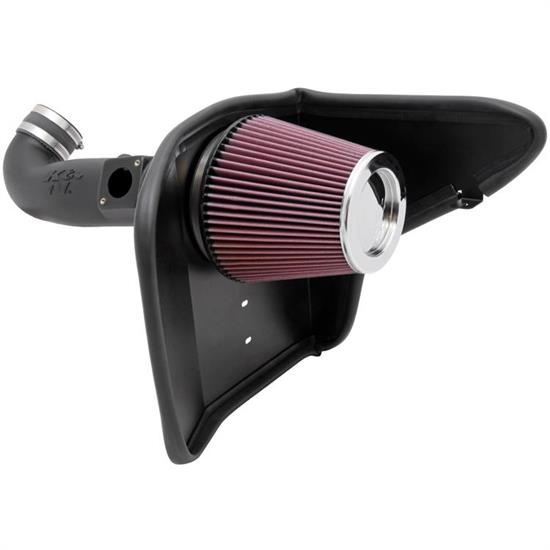 K&N 63-3075 63 Series Aircharger Performance Intake Kit, Chevy 3.6L