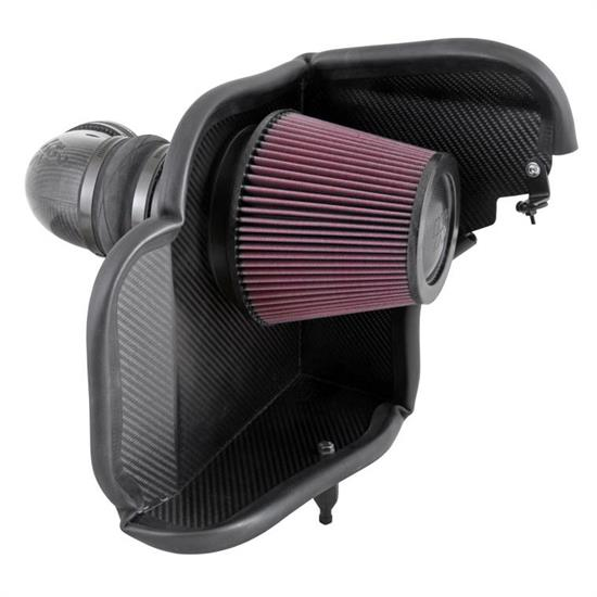 K&N 63-3079 63 Series Aircharger Performance Intake Kit, Chevy 6.2L