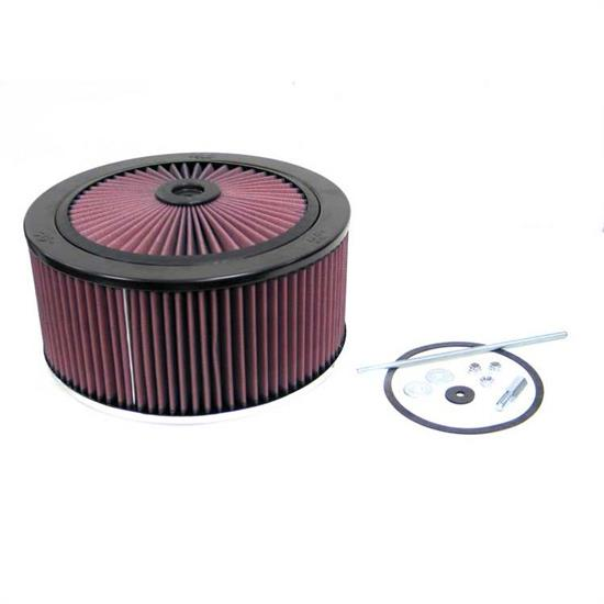 K&N 66-3130 X-Stream Airflow Air Filter Assembly, 11 x 5
