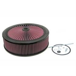 K&N 66-3210 X-Stream Airflow Flow Control Air Filter Assembly, 14 x 4