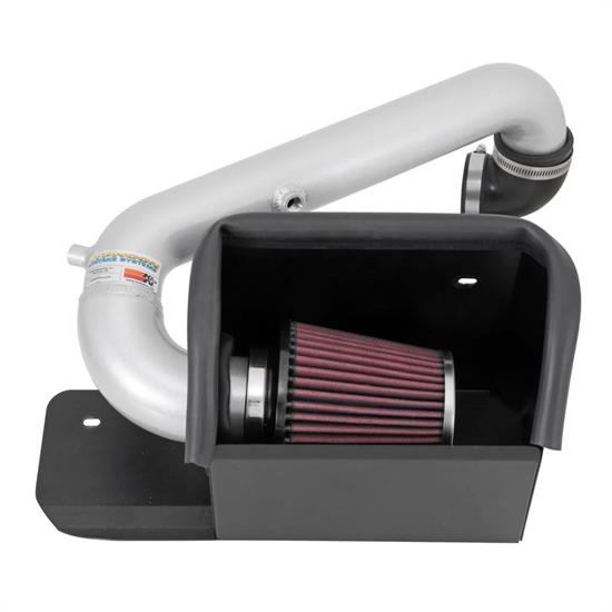 K&N 69-3303TS 69 Series Typhoon Performance Intake Kit, Fiat 1.4L