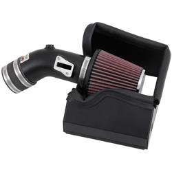 K&N 69-3533TTK 69 Series Typhoon Performance Intake Kit, Ford 2.5L