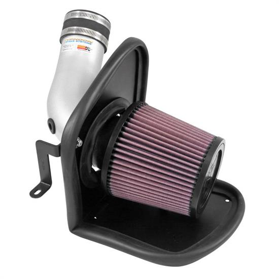 K&N 69-3537TS 69 Series Typhoon Performance Intake Kit, Ford 1.6L-2.0L