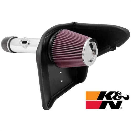 K&N 69-4520TP 69 Series Typhoon Performance Intake Kit, Chevy 3.6L