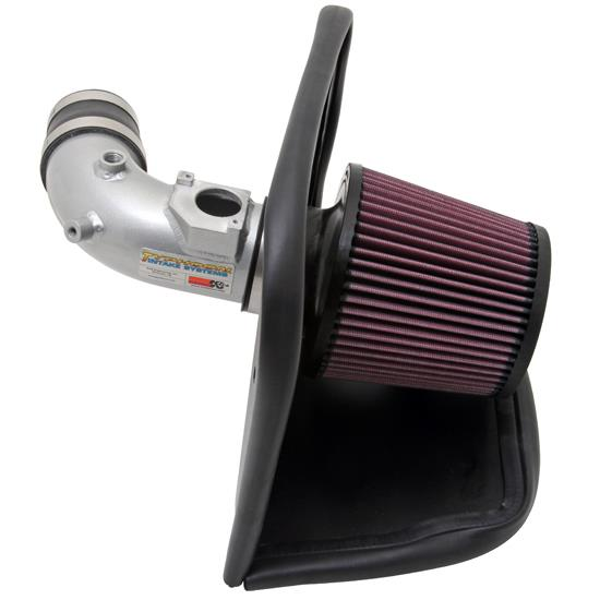 K&N 69-6012TS 69 Series Typhoon Performance Intake Kit, Mazda 2.3L