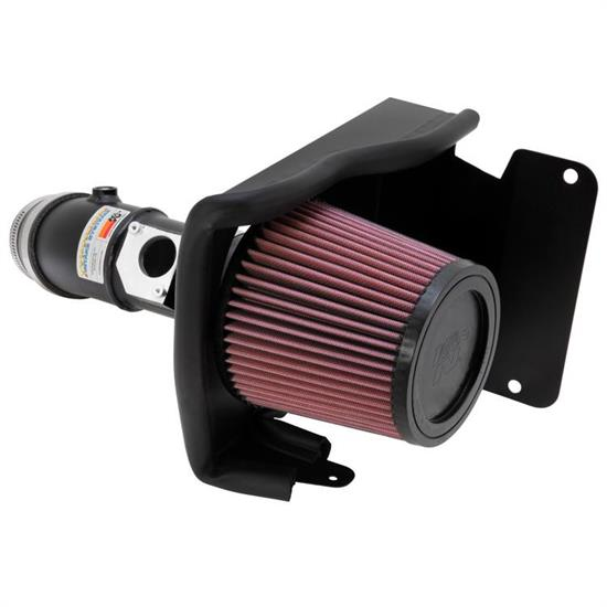 K&N 69-6028TTK 69 Series Typhoon Performance Intake Kit, Mazda 2.5L