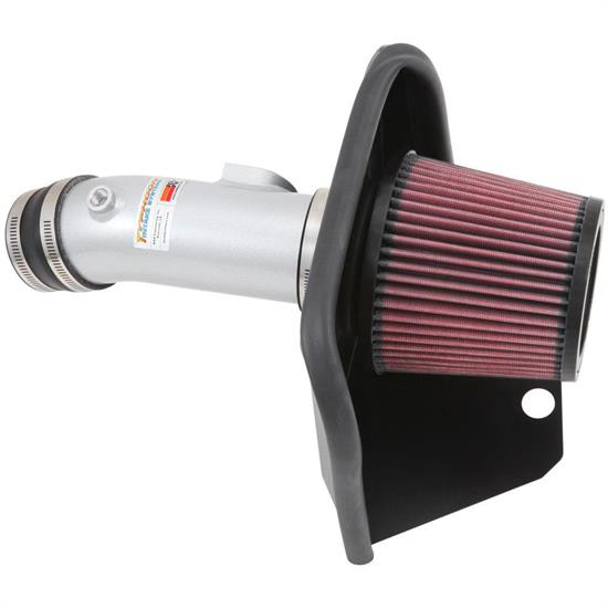 K&N 69-6032TS 69 Series Typhoon Performance Intake Kit, Mazda 2.5L