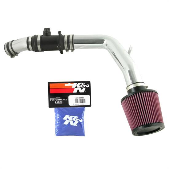 K&N 69-7000TP 69 Series Typhoon Performance Intake Kit, Nissan 2.5L