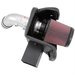 K&N 69-7064TS 69 Series Typhoon Performance Intake Kit, Nissan 2.5L