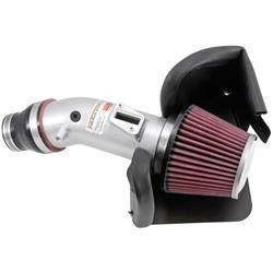 K&N 69-7079TS 69 Series Typhoon Performance Intake Kit, Nissan 1.6L