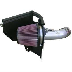 K&N 69-8001TS 69 Series Typhoon Performance Intake Kit, Subaru 2.0-2.5