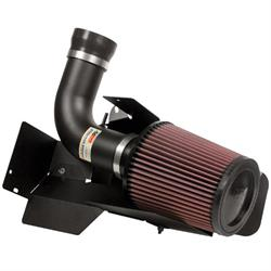 K&N 69-9756TFK 69 Series Typhoon Performance Intake Kit