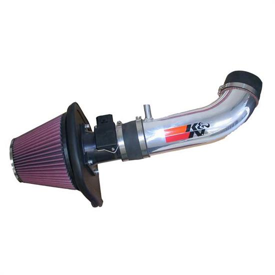 K&N 77-2529KP 77 Series High-Flow Performance Intake, Ford/Mazda 4.0
