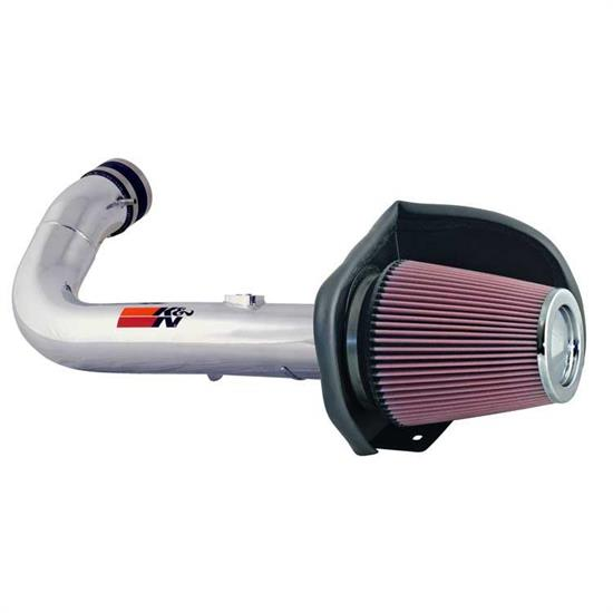K&N 77-2568KP 77 Series High-Flow Performance Intake Kit, Ford 5.4L
