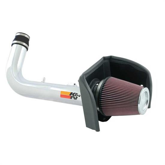 K&N 77-2569KP 77 Series High-Flow Performance Intake Kit, Ford 4.6L