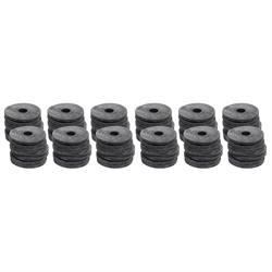 K&N 81-0160 Reinforced Rubber Washers,.313 Inch ID/1.25 Inch OD,Set/96