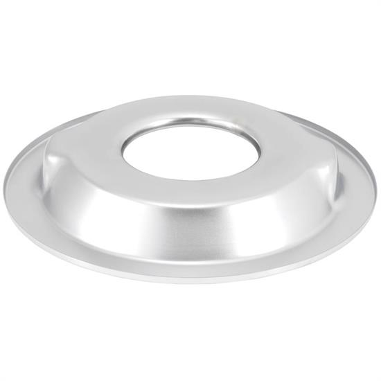 K&N 85-3549 Air Cleaner Base Plate, 14 Inch, 5-1/8 Inlet,Dropped 1-1/4