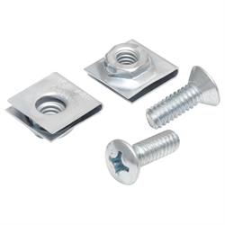 K&N 85-8362 Air Intake Hardware Kit, Machine Type Screws, 1/4-20, .750
