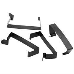 K&N 85-83890 Air Cleaner Steel Flow Control Spring Clips, 14 x 4 Inch