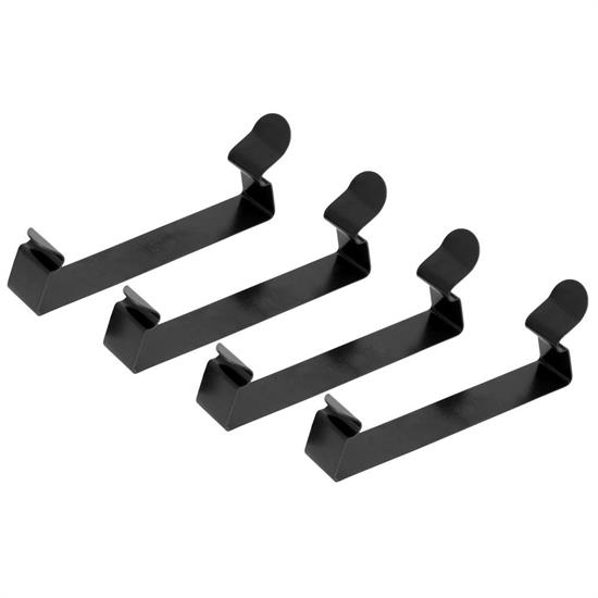 K&N 85-83895 Air Cleaner Spring Clips, 4 Pack, .750 x 4.45 Inch