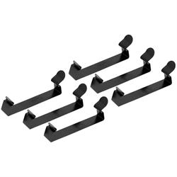 K&N 85-83897 Air Cleaner Spring Clips, 6 Pack, .750 x 4.45 Inch