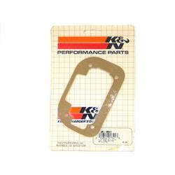 K&N 85-9541 Air Cleaner Mounting Gasket, Weber DGV DGEV DPS, Paper