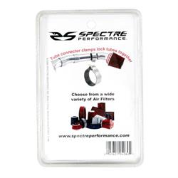 Spectre 9406 Air Intake Tube Clamp, Stainless Steel, 3 Inch, Each