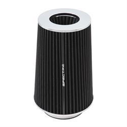 Spectre 9731 Conical Filter, Black, 10.6in Tall, Round Tapered