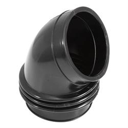 Spectre 9783 Air Intake Tube Adapters, 4 in. ID, 4 in. OD