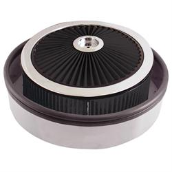 Spectre 98512 Air Filter Assembly, 5in Tall, Black