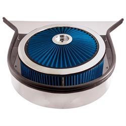 Spectre 98563 Air Filter Assembly, 5in Tall, Blue