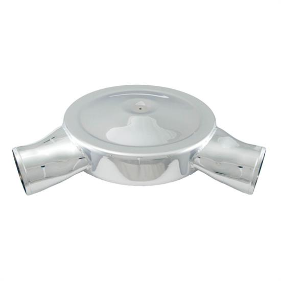 Spectre 98638 Air Cleaner, Low Profile, 14 Inch,120 Degree Dual Inlets