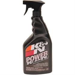 K&N 99-0621 Power Kleen Air Filter Cleaner, 32 oz Trigger Sprayer