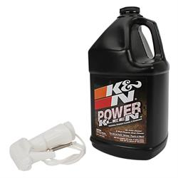 K&N 99-0635 Power Kleen Air Filter Cleaner, 1 Gallon