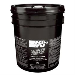 K&N 99-0640 Air Filter Cleaner/Degreaser, 5 Gallon Bucket