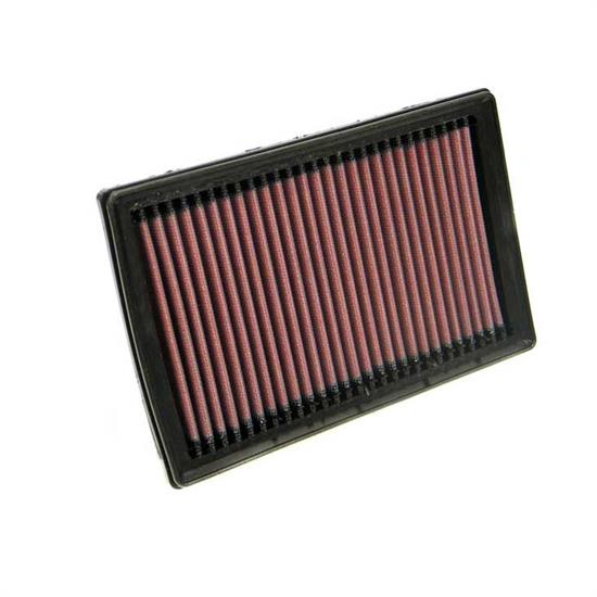 K&N AL-1002 Powersports Air Filter, Aprilia 998