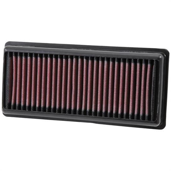 K&N BA-2012 Powersports Air Filter, Bajaj 199