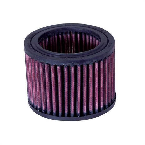 K&N BM-0400 Powersports Air Filter, BMW 832-1150