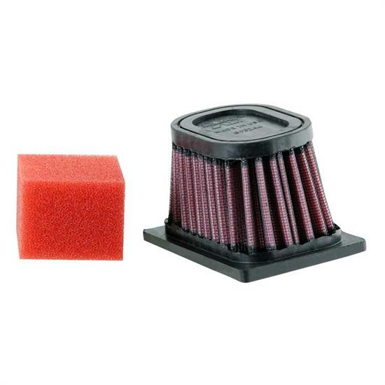 K&N BM-6501 Powersports Air Filter, BMW 650-652