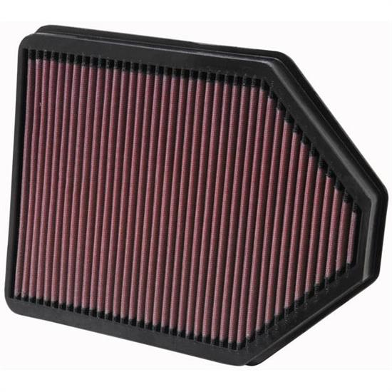 K&N DU-1004 Powersports Air Filter, Ducati 618-1078