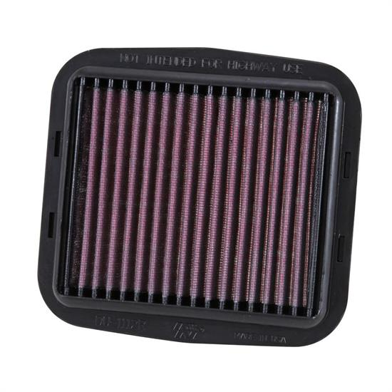 K&N DU-1112R Race Specific Air Filter, Ducati 898-1285