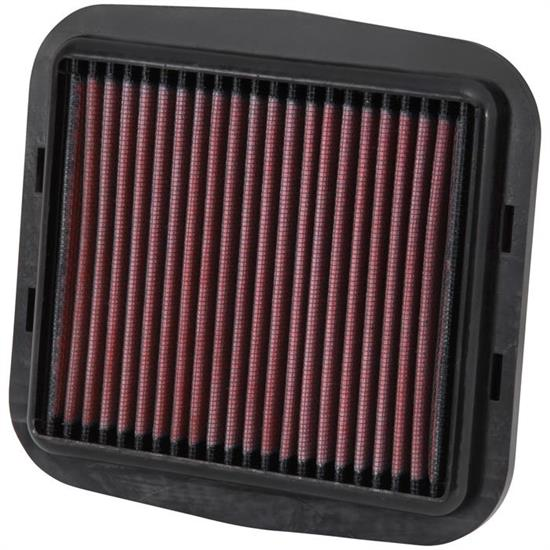 K&N DU-1112 Powersports Air Filter, Ducati 898-1285