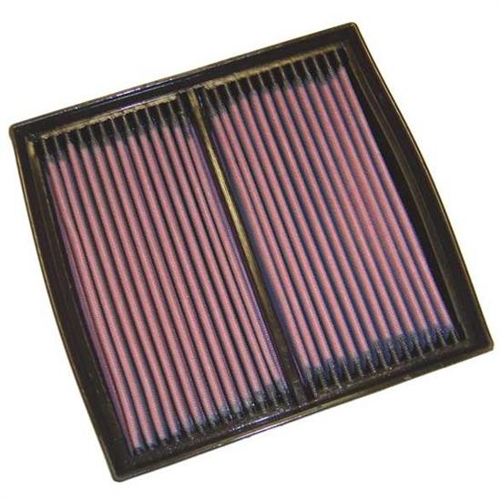 K&N DU-9098 Powersports Air Filter, Ducati 400-1000