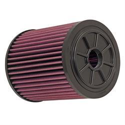 K&N E-0664 Lifetime Performance Air Filter, Audi 4.0L
