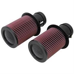 K&N E-0669 Lifetime Performance Air Filter, Audi 5.2, Lamborghini 5.2