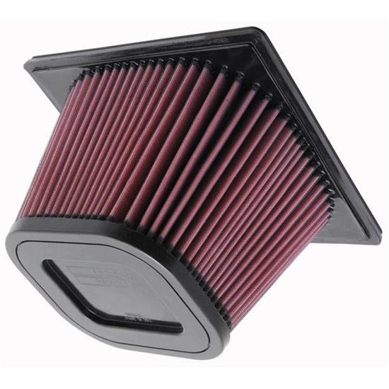 K&N E-0776 Lifetime Performance Air Filter, Dodge 5.9L