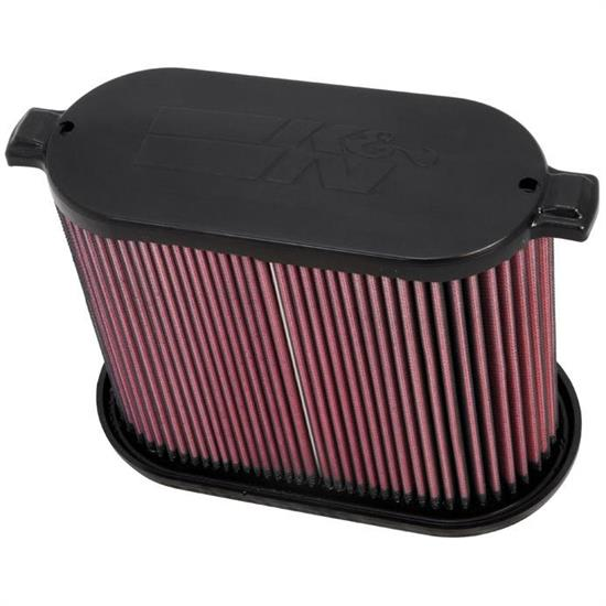 K&N E-0785 Lifetime Performance Air Filter, Ford 6.4L